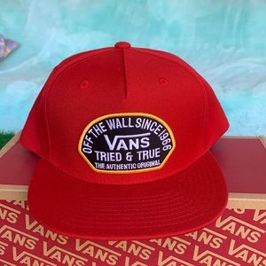 Vans Authentic OG SN CAP